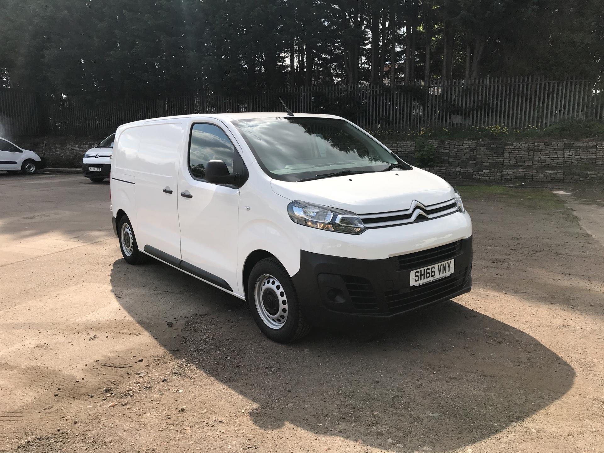 2016 Citroen Dispatch 1000 1.6 BLUEHDI 95PS VAN X (SH66VNY)