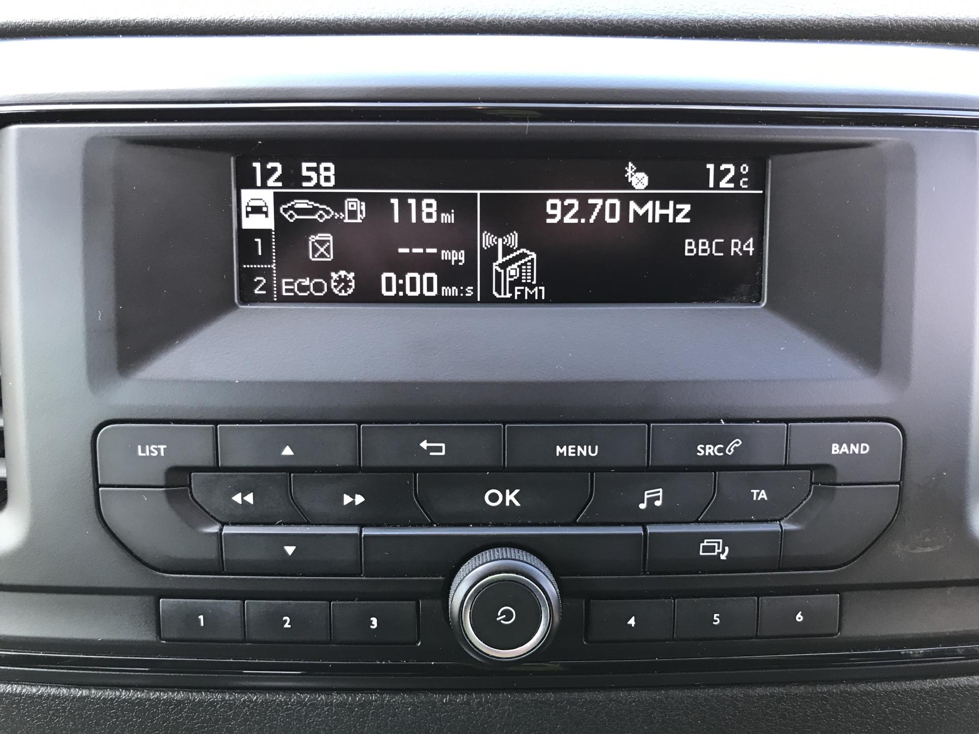 2016 Citroen Dispatch M Diesel 1000 1.6 BlueHDI 115 Van X EURO 6 (SH66VOD) Image 10