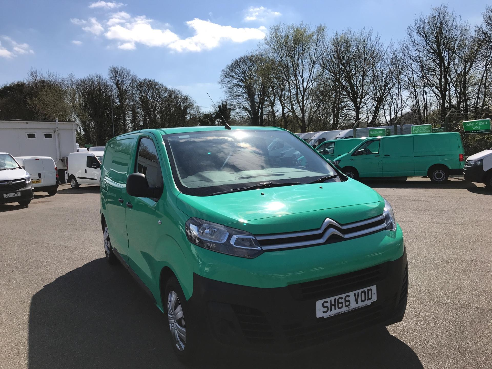 2016 Citroen Dispatch M Diesel 1000 1.6 BlueHDI 115 Van X EURO 6 (SH66VOD)