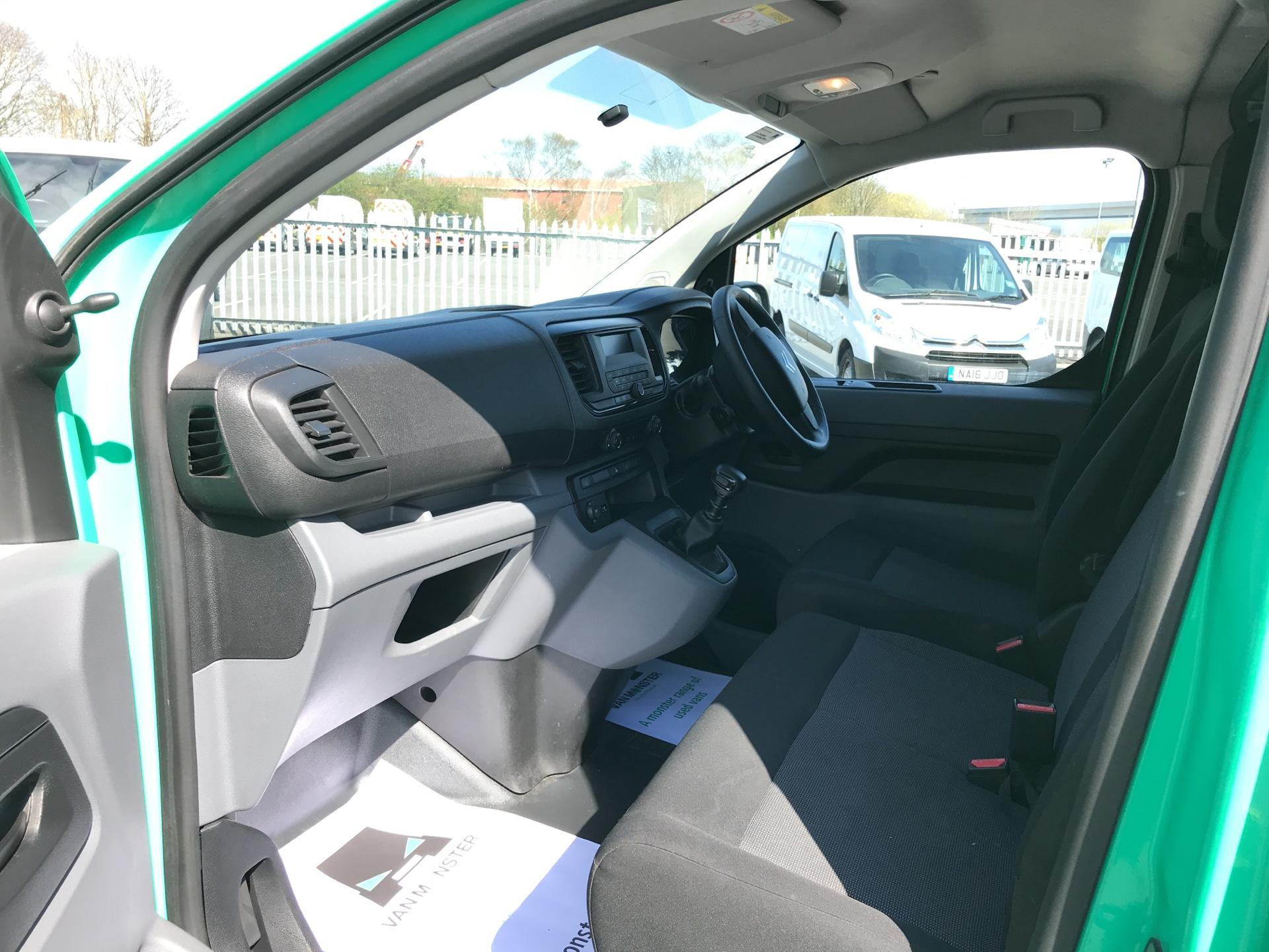 2016 Citroen Dispatch M Diesel 1000 1.6 BlueHDI 115 Van X EURO 6 (SH66VOD) Image 14