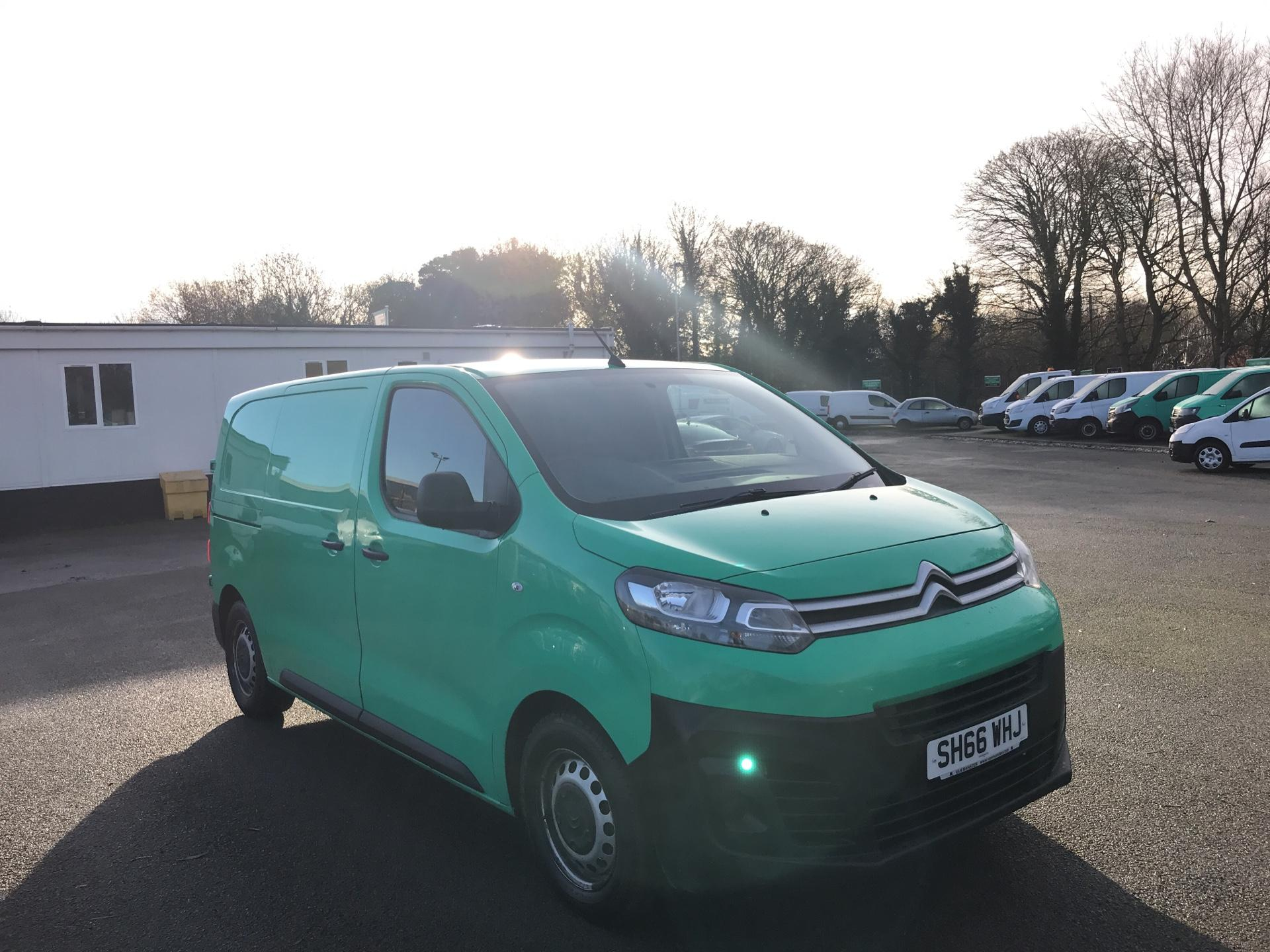 2016 Citroen Dispatch M Diesel 1000 1.6 BlueHDI 115 Van X EURO 6 (SH66WHJ)