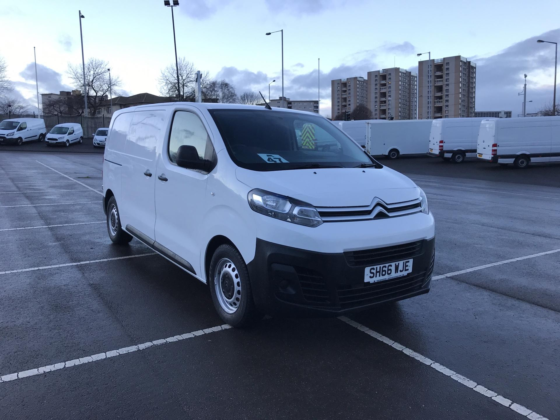 2016 Citroen Dispatch M DIESEL 1000 1.6 BLUEHDI 115 VAN X EURO 6 (SH66WJE)