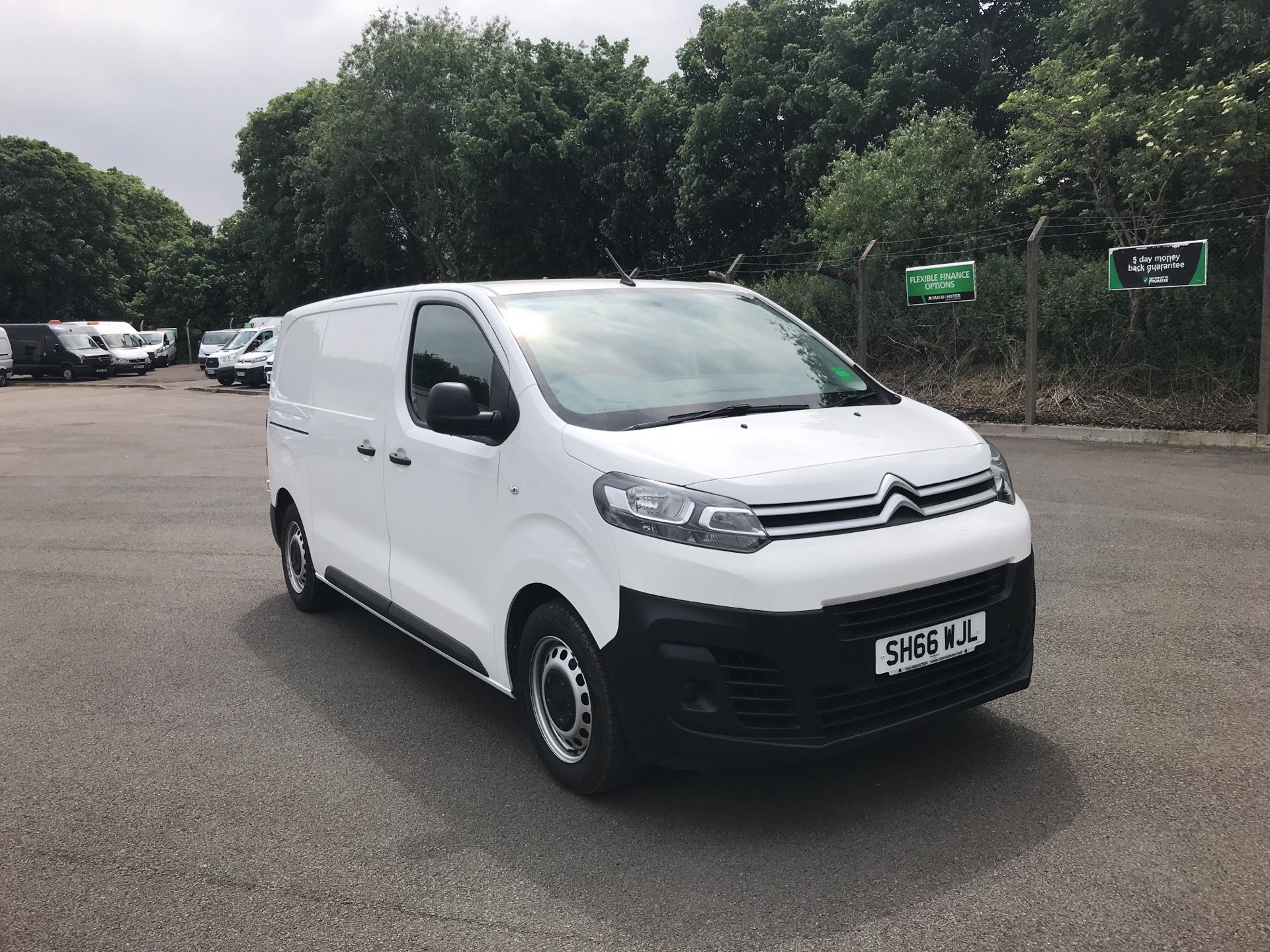 2016 Citroen Dispatch  M Diesel 1000  1.6 BlueHDI 115 Van X EURO 6 (SH66WJL)