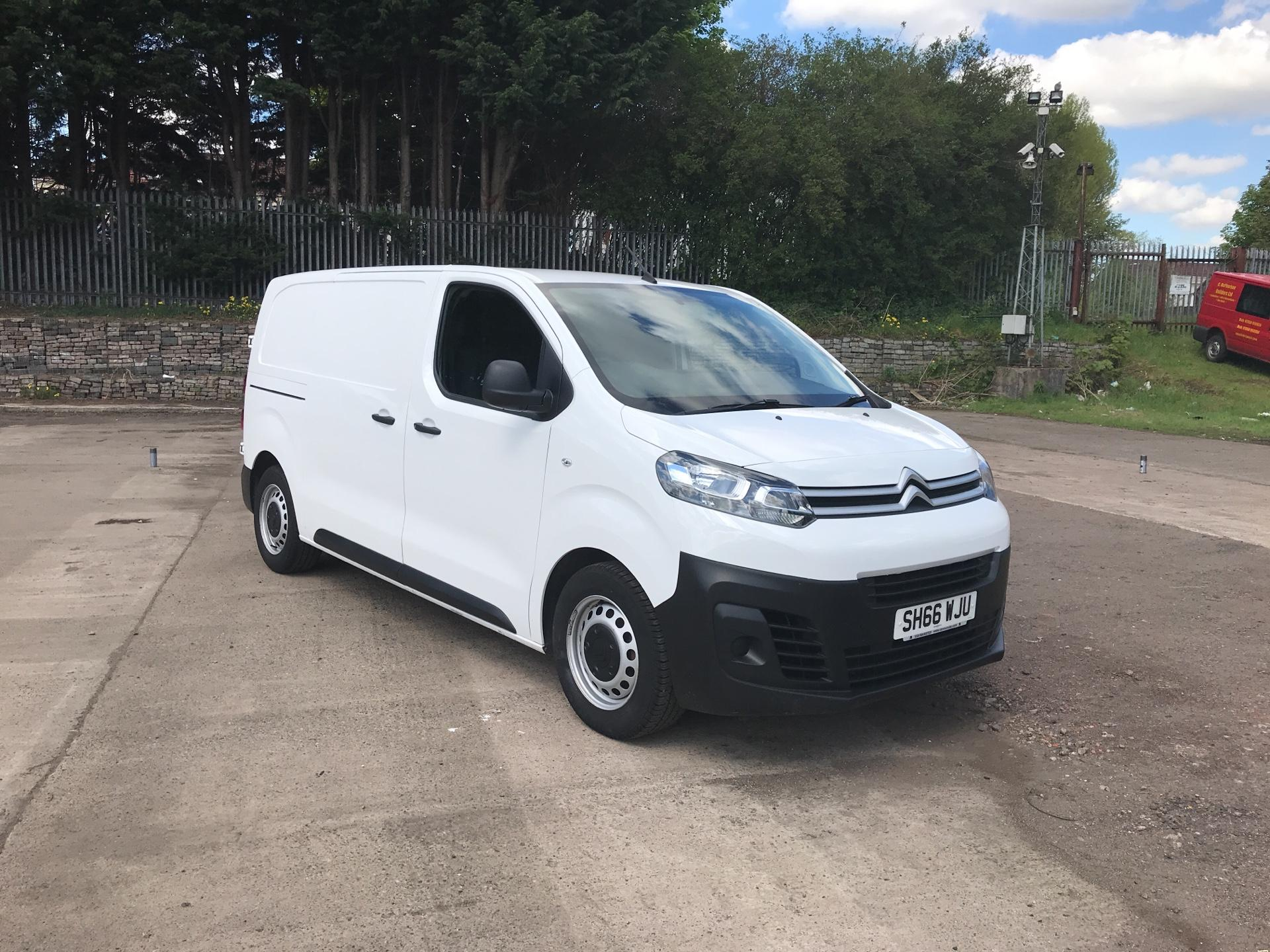 2016 Citroen Dispatch M DIESEL 1000 1.6 BLUEHDI 115 VAN X EURO 6 (SH66WJU)