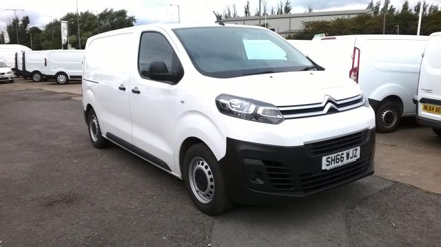 2016 Citroen Dispatch 1000 1.6 Bluehdi 115 Van X EURO 6 (SH66WJZ)