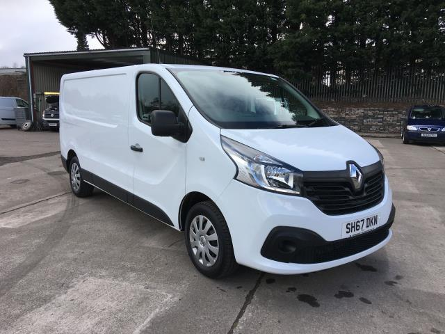 2017 Renault Trafic LL29 DCI 120PS BUSINESS+ VAN EURO 6 (SH67DKN)