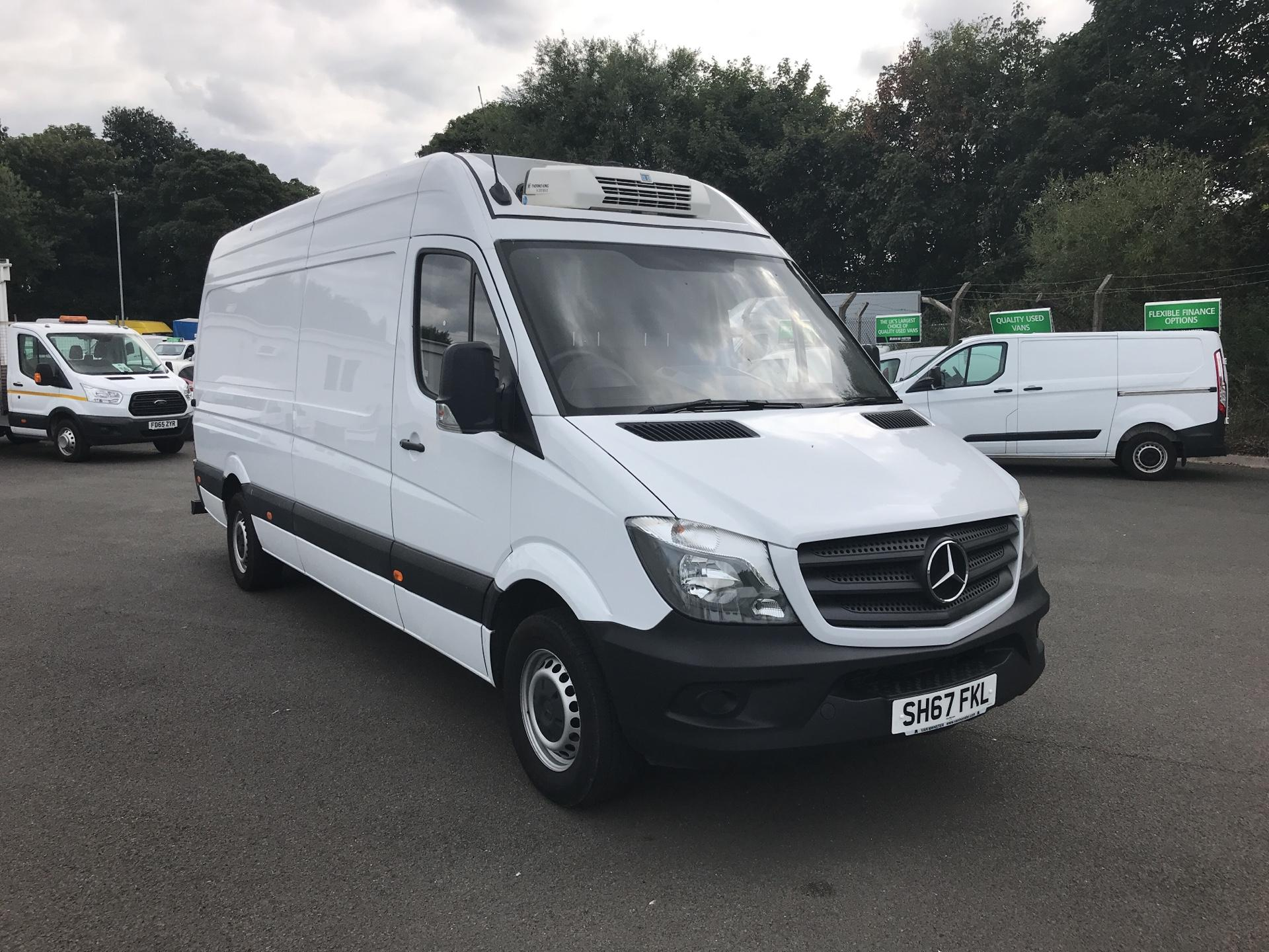 2018 Mercedes-Benz Sprinter  314 LWB H/R FRIDGE VAN EURO 6 140PS (SH67FKL)