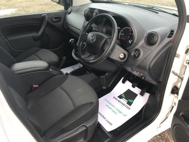2017 Mercedes-Benz Citan  LWB 109 CDI VAN EURO 6 (SH67FKX) Image 23