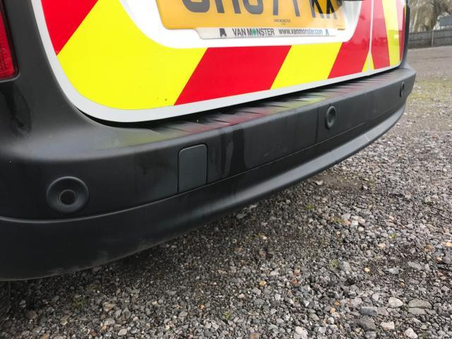 2017 Mercedes-Benz Citan  LWB 109 CDI VAN EURO 6 (SH67FKX) Image 37