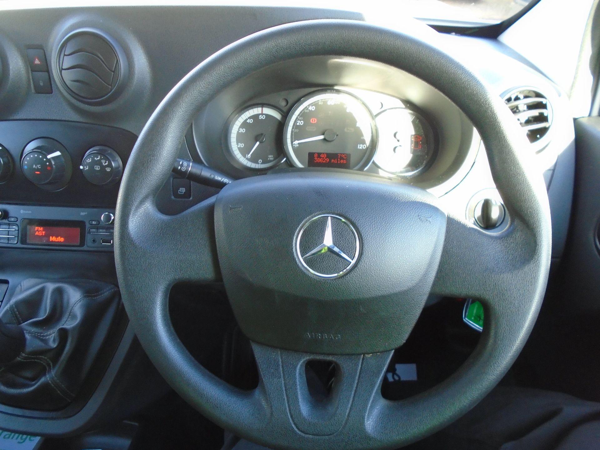 2017 Mercedes-Benz Citan 109Cdi Van *EURO 6* (SH67FLA) Image 18