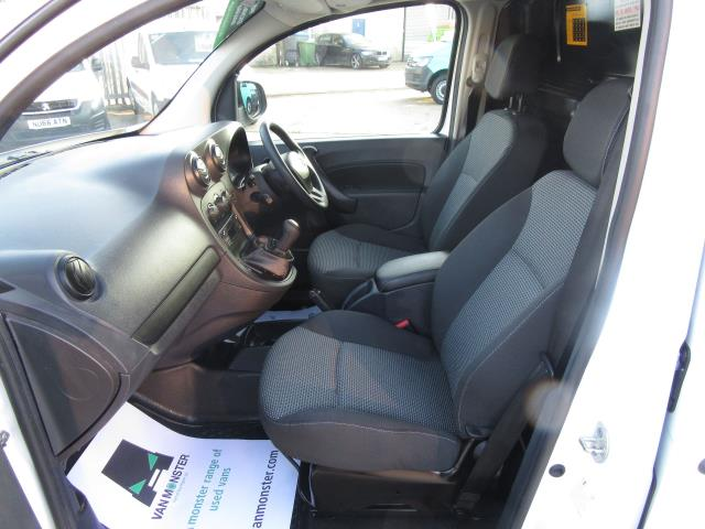 2017 Mercedes-Benz Citan  LWB 109 CDI VAN EURO 6  **SPEED LIMITED TO 68MPH** (SH67FLB) Image 27
