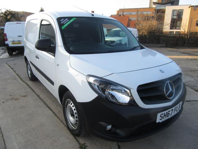 2017 Mercedes-Benz Citan  LWB 109 CDI VAN EURO 6  **SPEED LIMITED TO 68MPH** (SH67FLB)