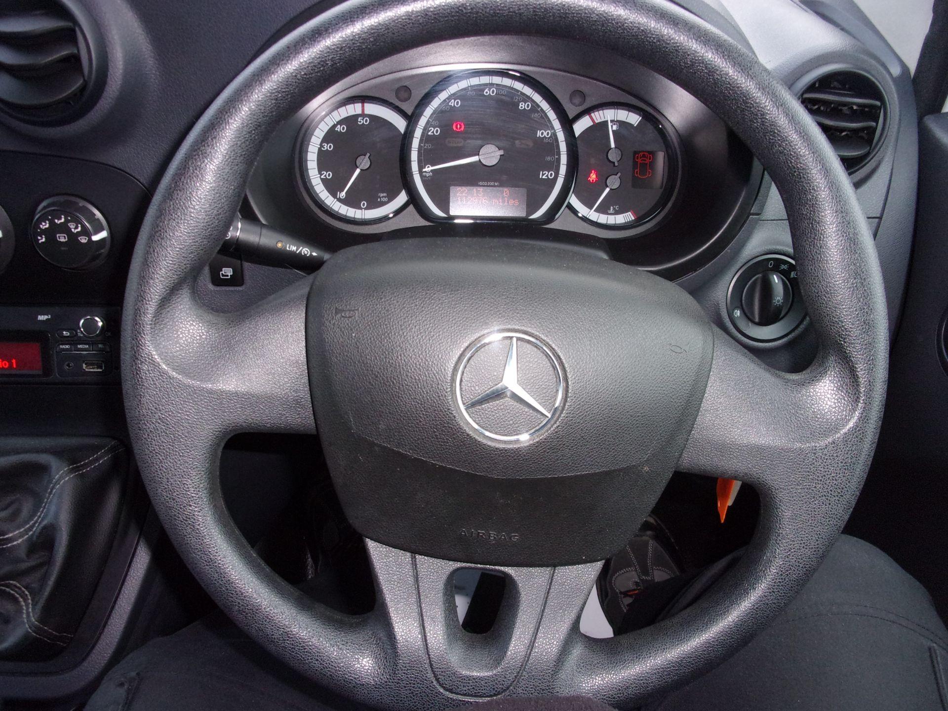 2017 Mercedes-Benz Citan Long Diesel 109 CDI VAN EURO 5 (SH67FMJ) Image 5