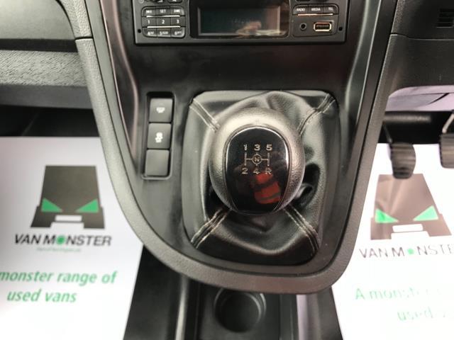 2017 Mercedes-Benz Citan 109 Cdi Van (70 MPH SPEED LIMITER) (SH67FMV) Image 22