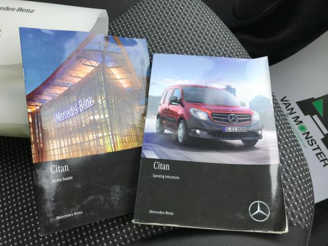 2017 Mercedes-Benz Citan 109CDI 90PS EURO 6 (SH67FNA) Image 21