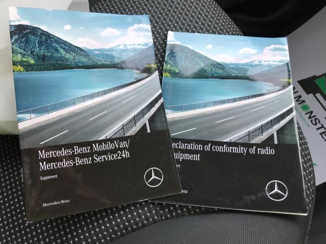 2017 Mercedes-Benz Citan 109CDI 90PS EURO 6 (SH67FNA) Image 22