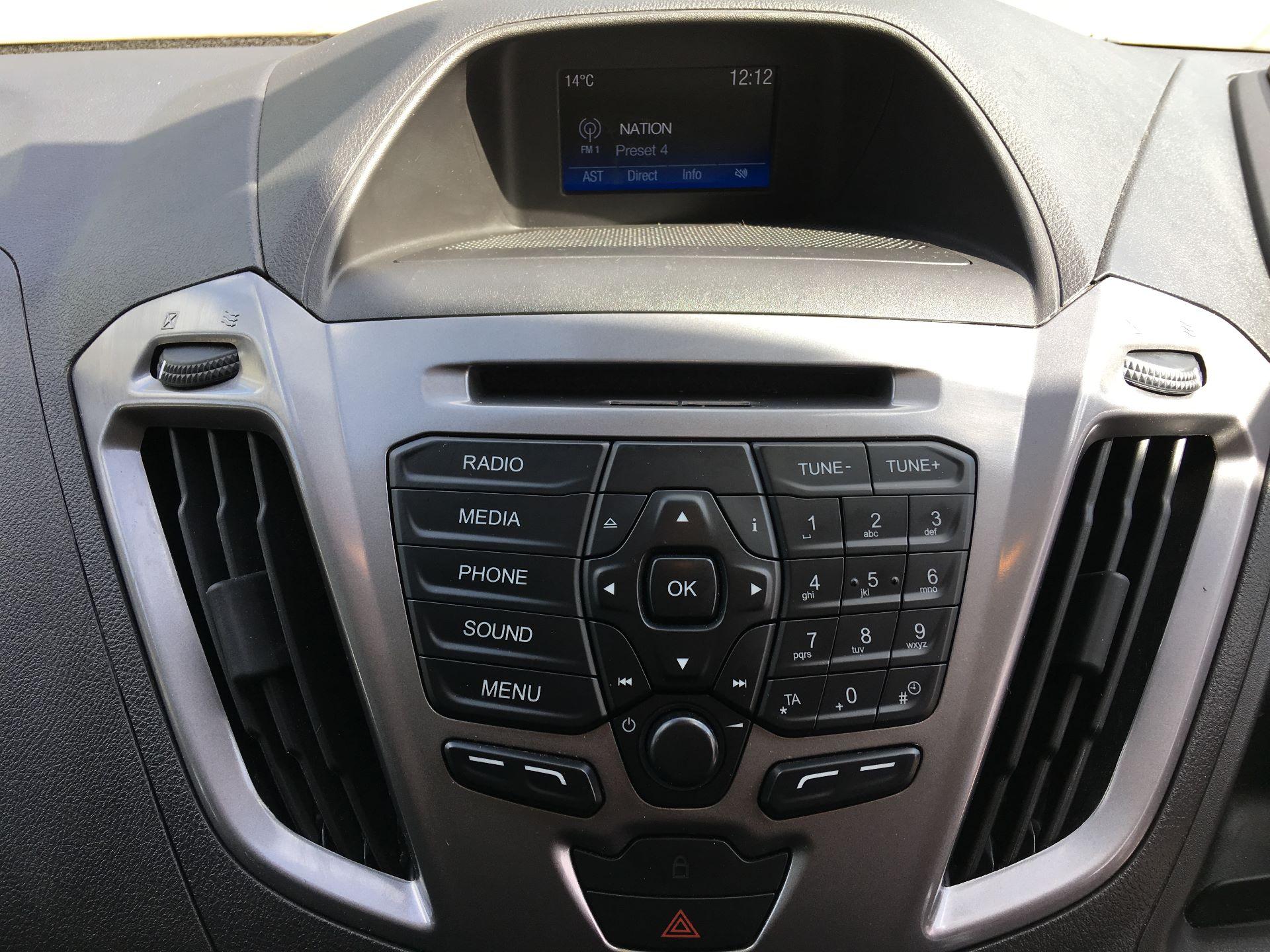 2018 Ford Transit Custom 290 L1 DIESEL FWD 2.0 TDCI 105PS LOW ROOF TREND EURO 6 (SH67VDK) Image 3