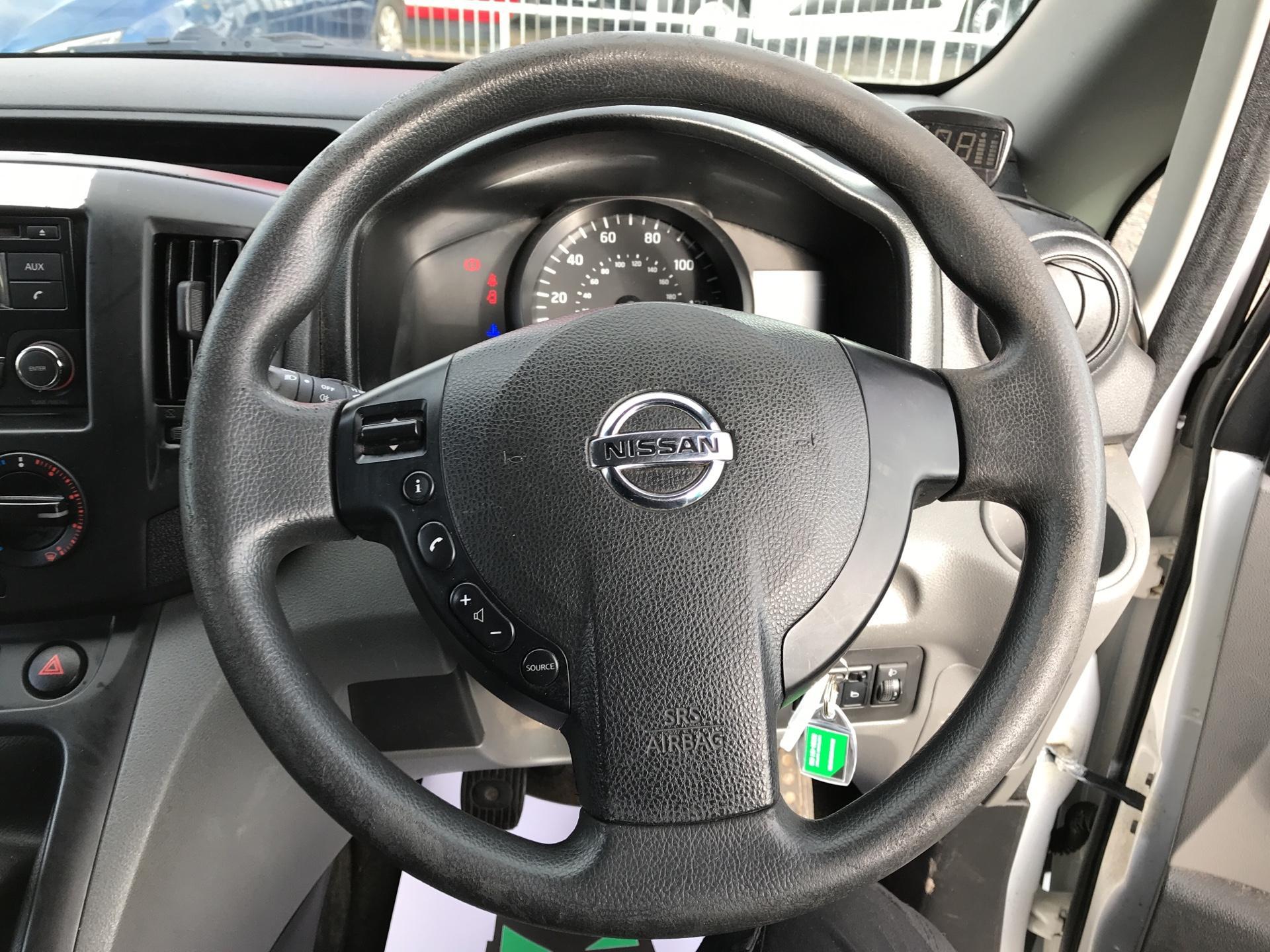 2013 Nissan Nv200 1.5 DCI SE 89BHP VAN EURO 5 (SJ13OUC) Image 12