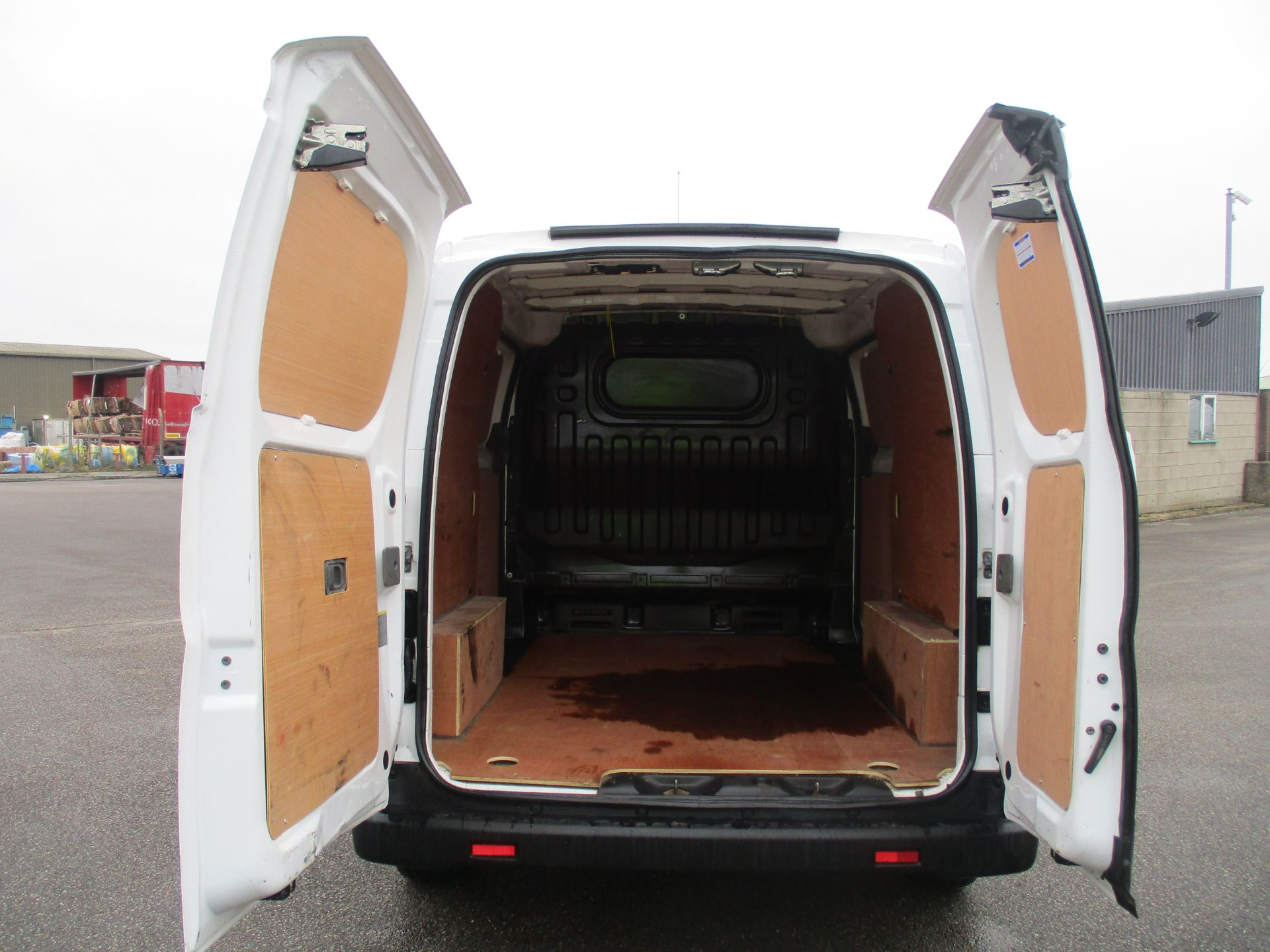 2014 Nissan Nv200 1.5 DCI ACENTA EURO 5 (SJ14YBR) Image 10
