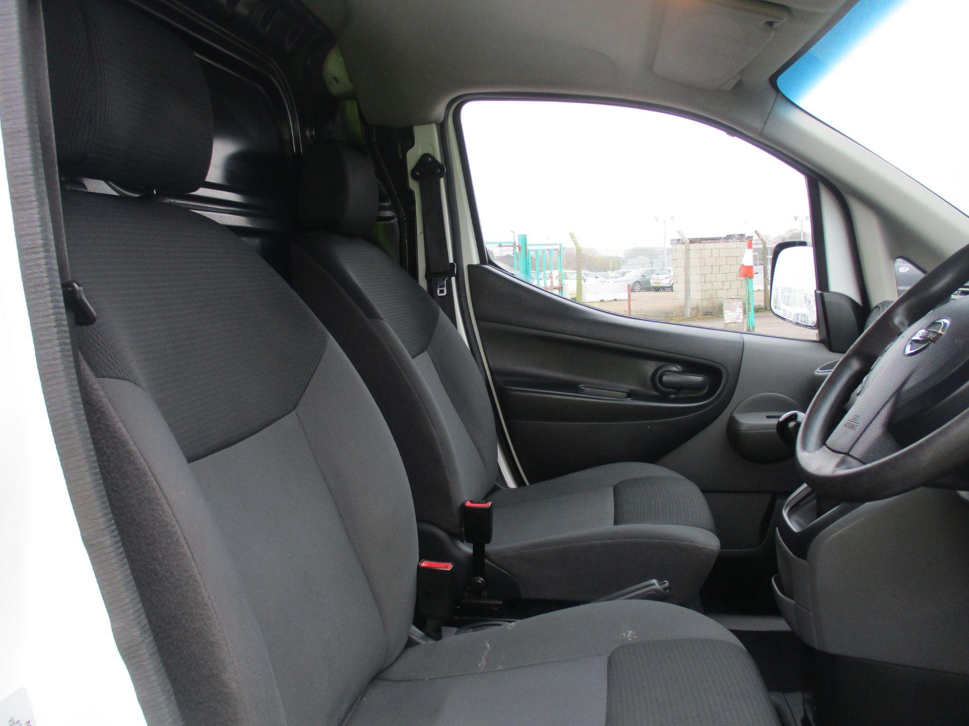 2014 Nissan Nv200 1.5 DCI ACENTA EURO 5 (SJ14YBR) Image 13