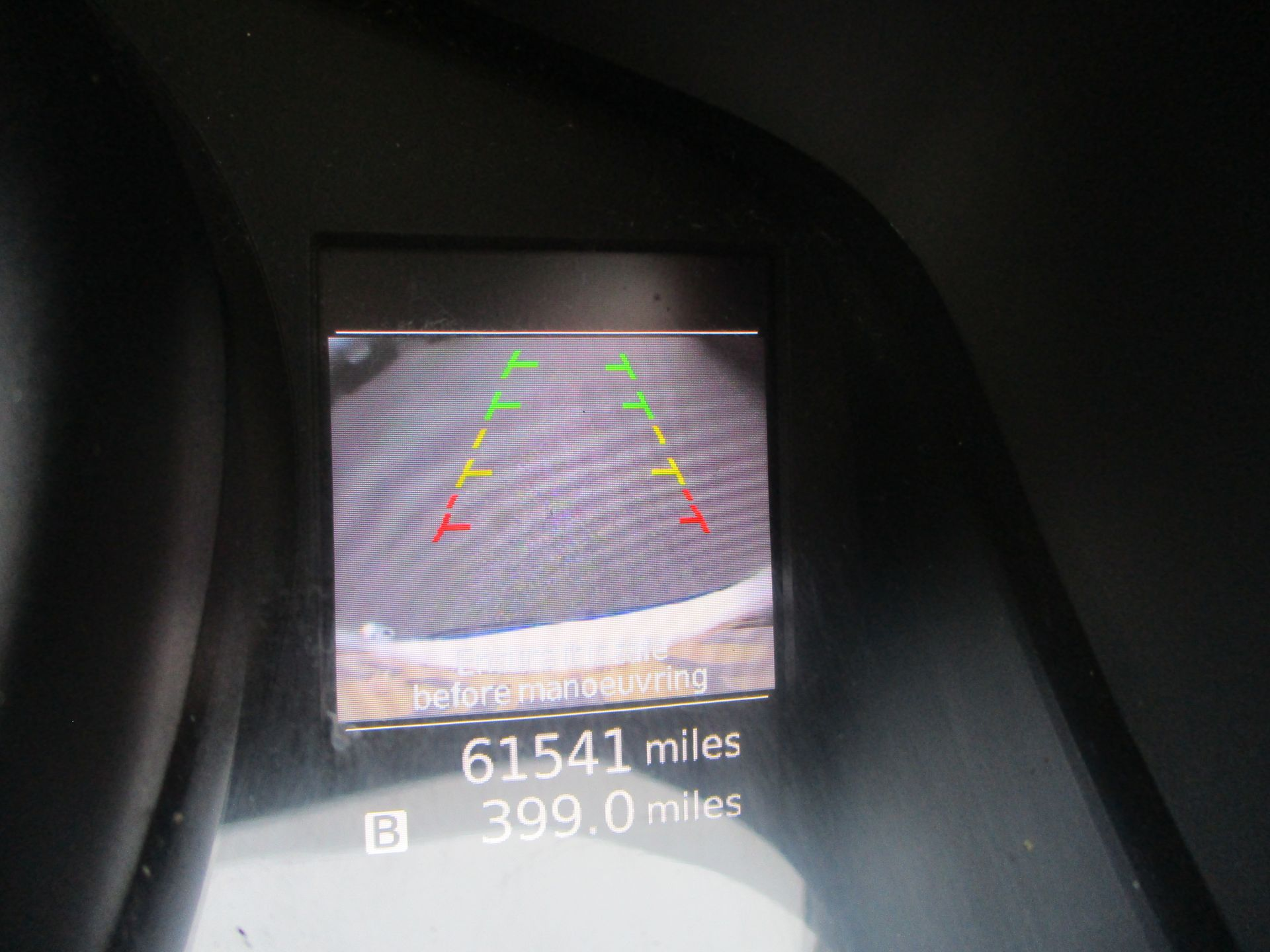 2014 Nissan Nv200 1.5 DCI ACENTA EURO 5 (SJ14YBR) Image 22