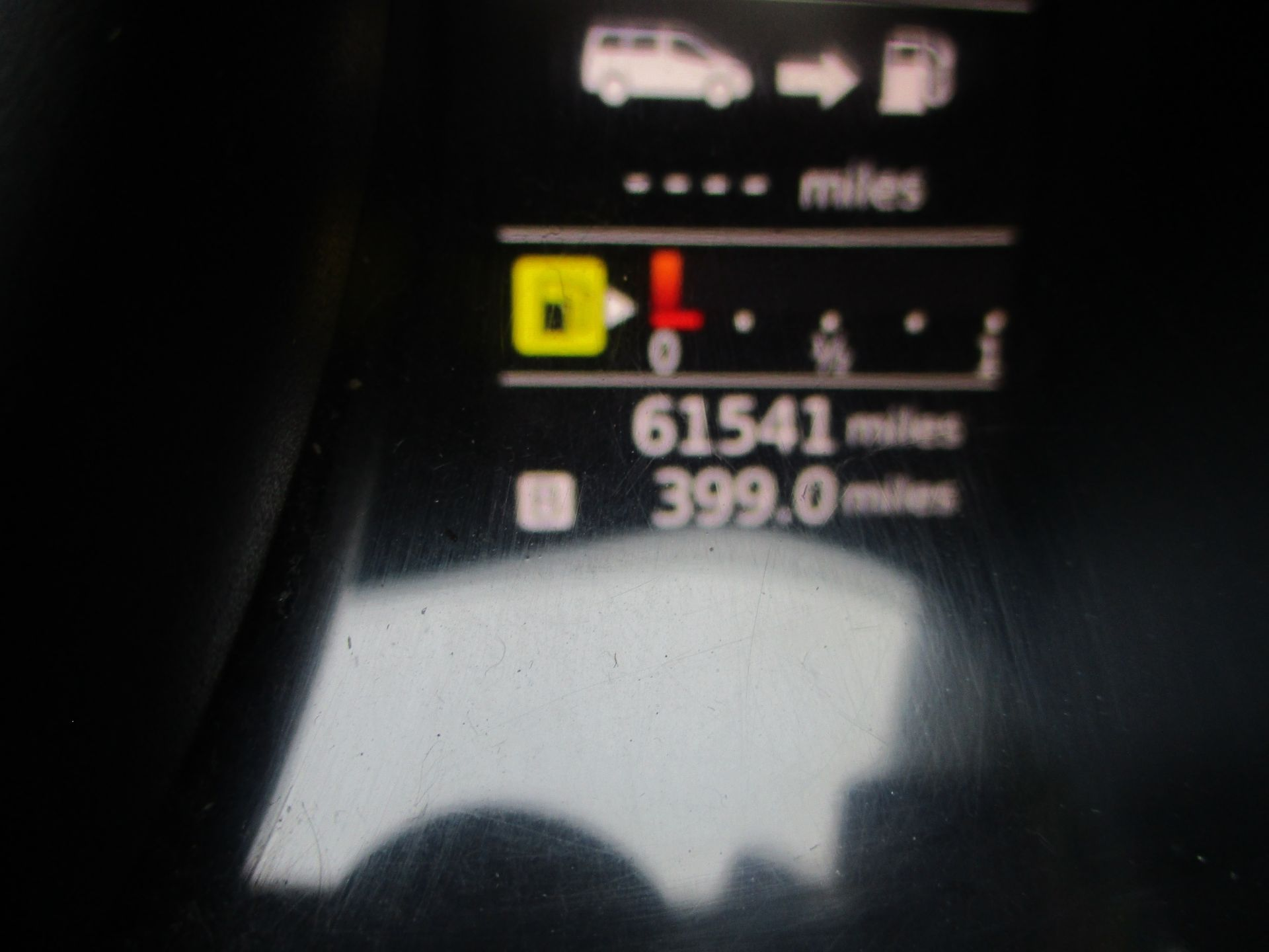 2014 Nissan Nv200 1.5 DCI ACENTA EURO 5 (SJ14YBR) Image 19