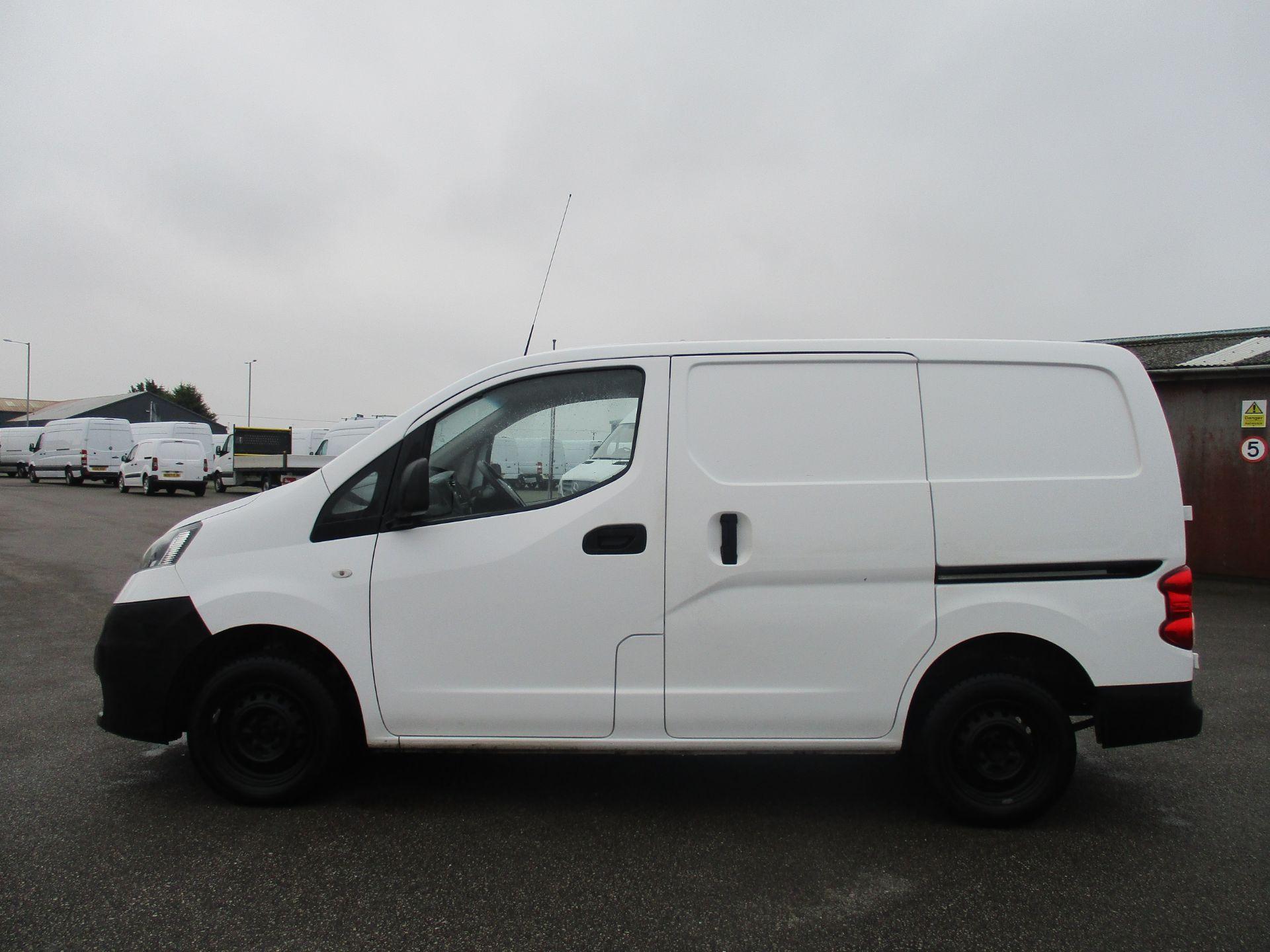 2014 Nissan Nv200 1.5 DCI ACENTA EURO 5 (SJ14YBR) Image 8