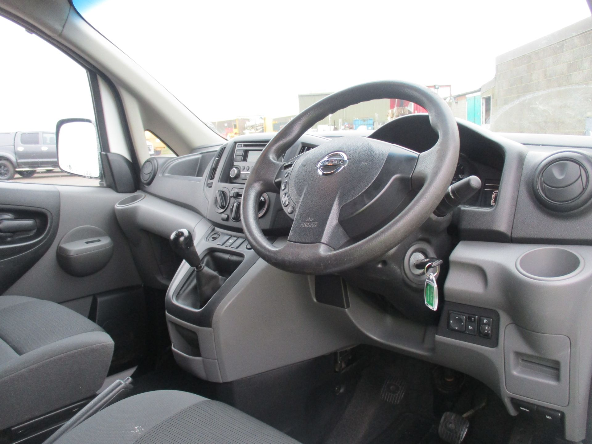 2014 Nissan Nv200 1.5 DCI ACENTA EURO 5 (SJ14YBR) Image 14