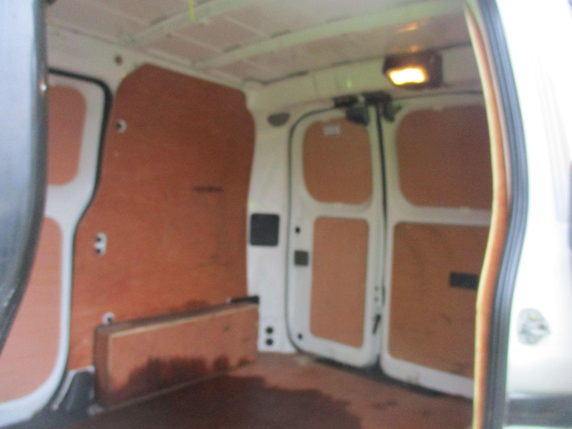 2014 Nissan Nv200 1.5 DCI ACENTA EURO 5 (SJ14YBR) Image 9