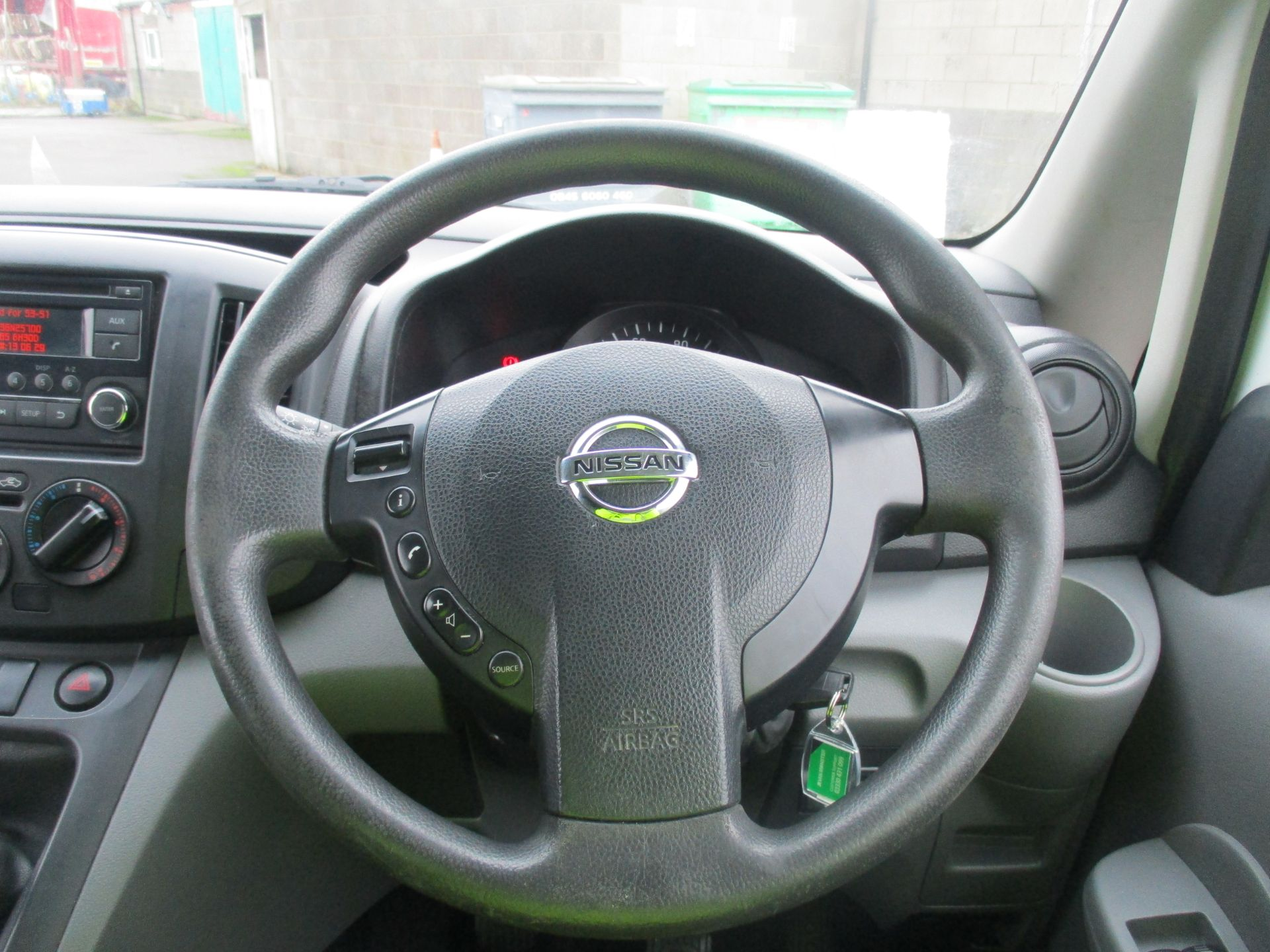 2014 Nissan Nv200 1.5 DCI ACENTA EURO 5 (SJ14YBR) Image 17