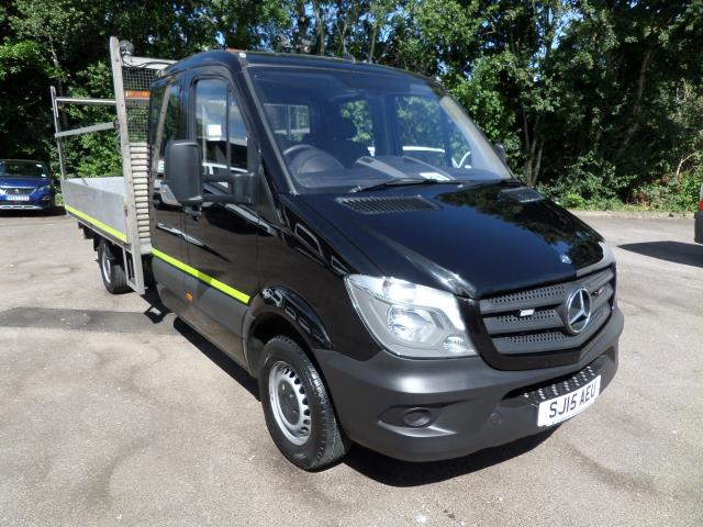2015 Mercedes-Benz Sprinter 3.5T DOUBLE CAB Dropside EURO 5 (SJ15AEU)