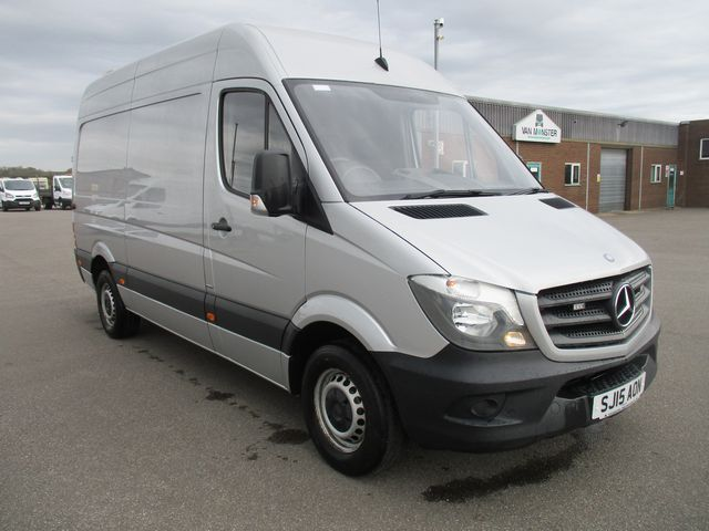 2015 Mercedes-Benz Sprinter 316 MWB H/R BLUE EFFICIENCY EURO 5. AIR CON (SJ15AON)