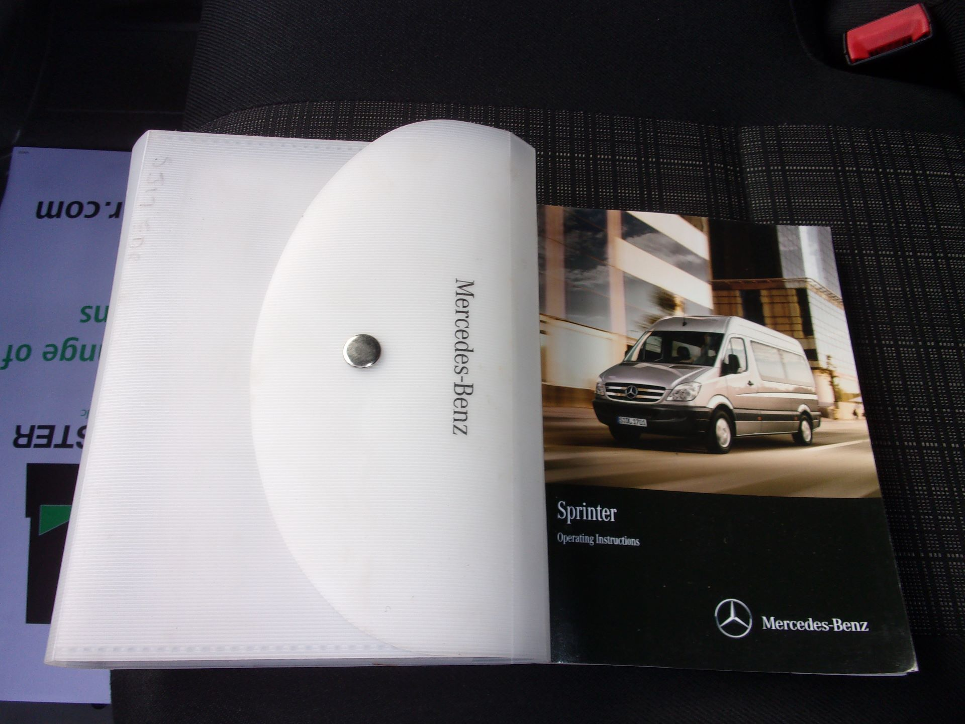 2017 Mercedes-Benz Sprinter 314 CDI MWB HIGH ROOF EURO 6 (SJ17EDR) Image 23