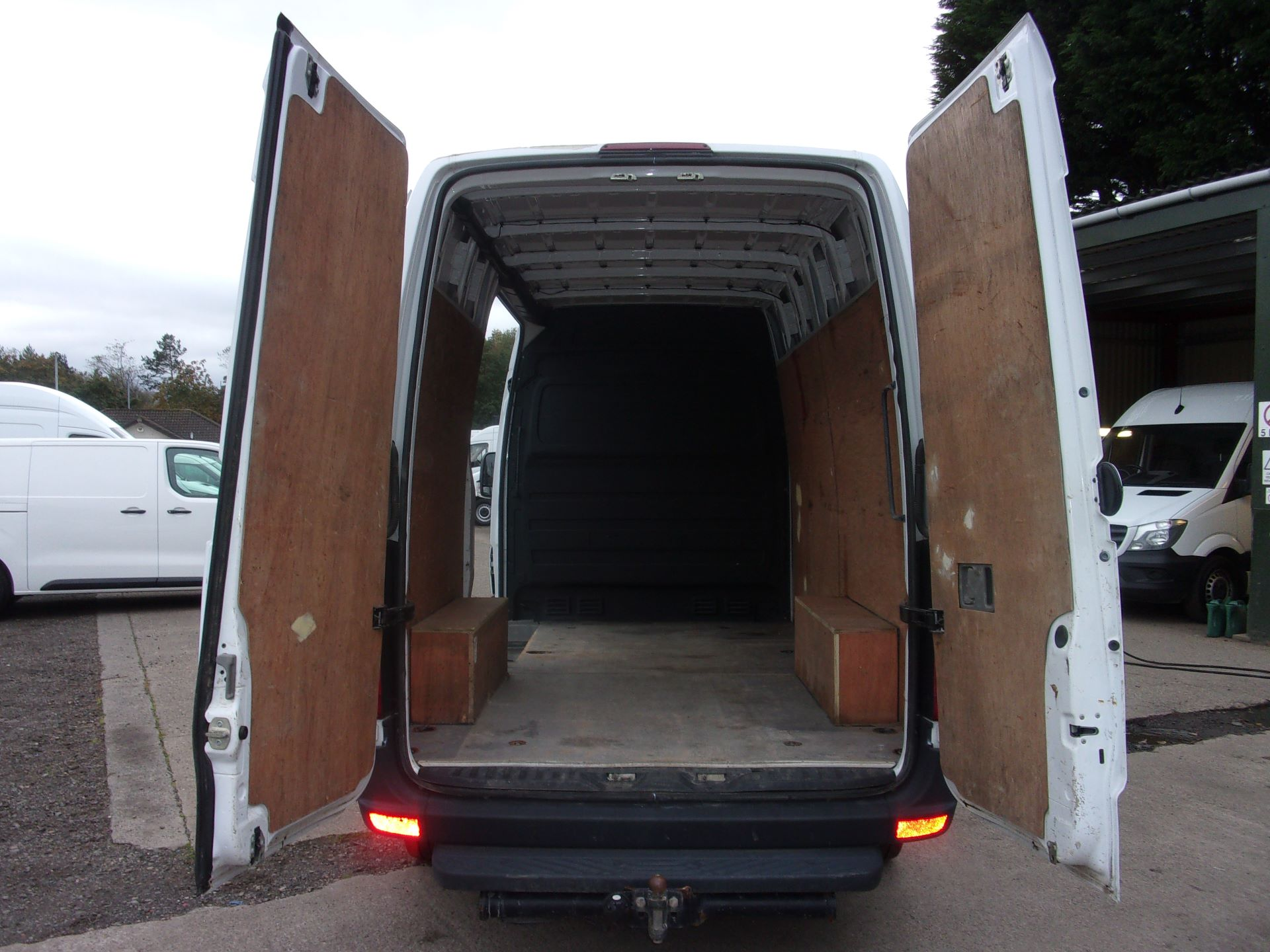 2017 Mercedes-Benz Sprinter 314 CDI MWB HIGH ROOF EURO 6 (SJ17EEF) Image 17