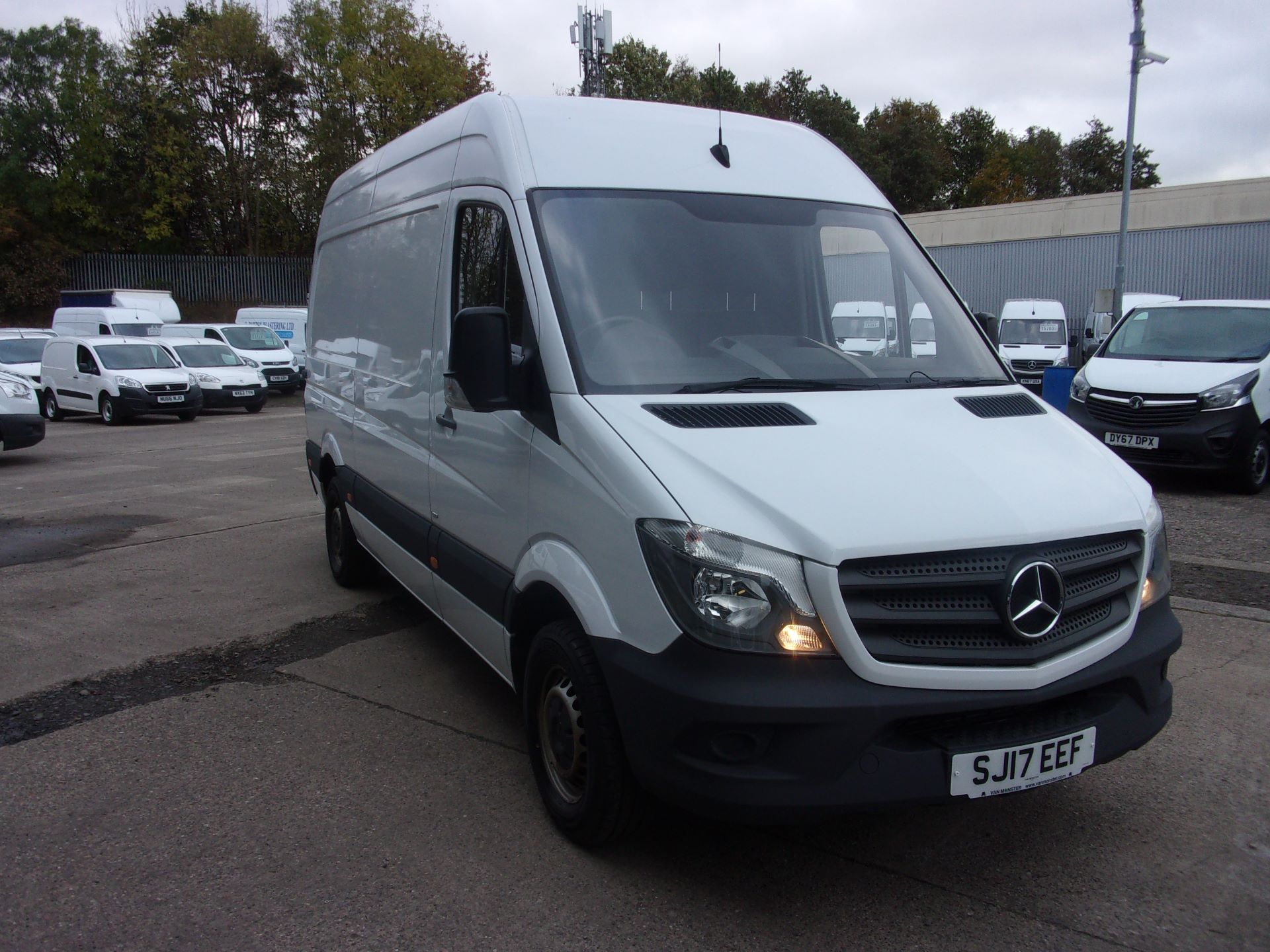 2017 Mercedes-Benz Sprinter 314 CDI MWB HIGH ROOF EURO 6 (SJ17EEF) Image 1