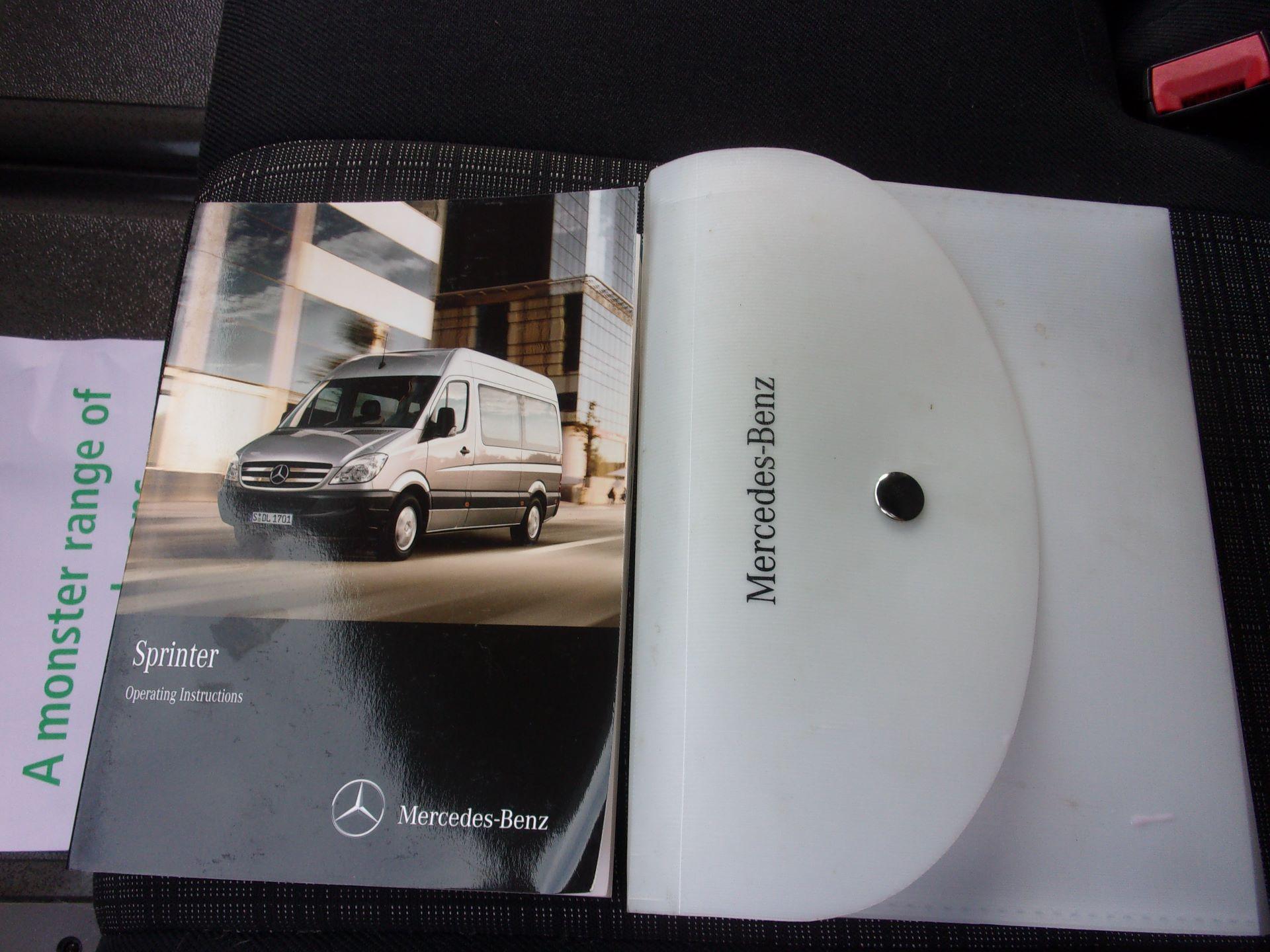 2017 Mercedes-Benz Sprinter 314 CDI MWB HIGH ROOF EURO 6 (SJ17EEG) Image 23
