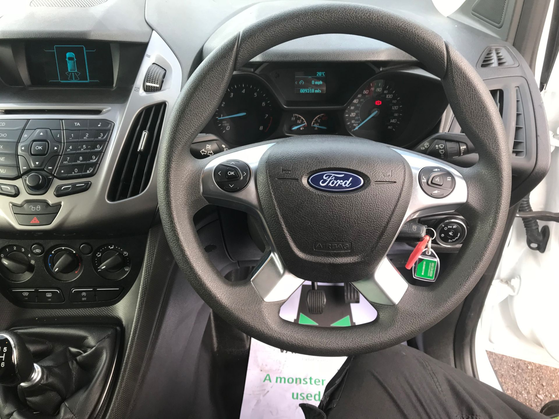 2017 Ford Transit Connect 200 L1 1.0 100PS TREND (PETROL) (SJ17MZS) Image 19
