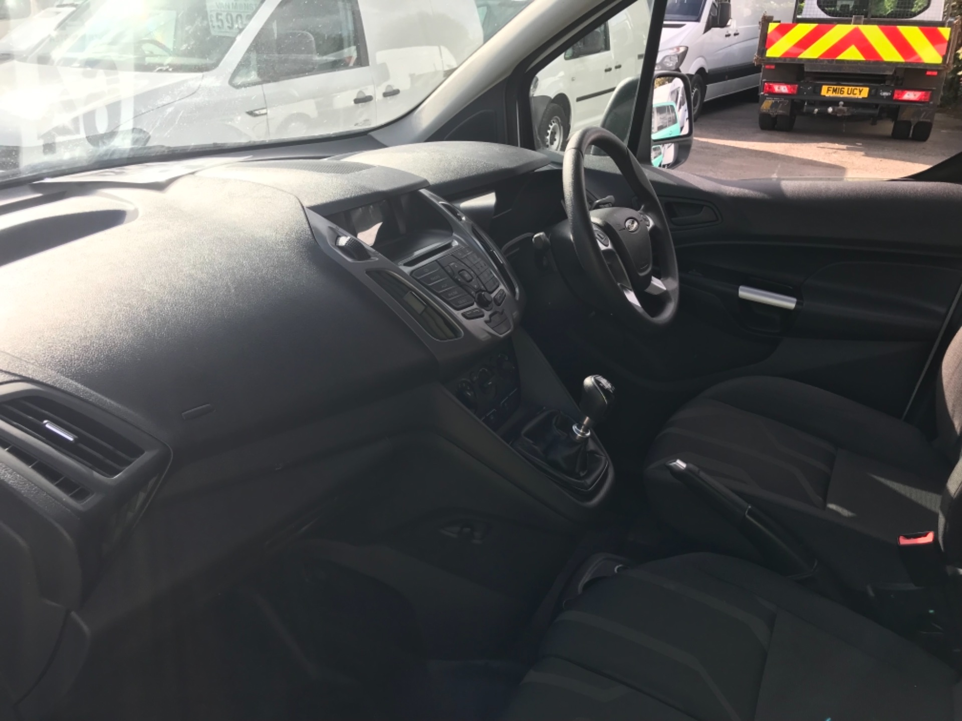 2017 Ford Transit Connect L1 200 1.0  100Ps Trend Van PETROL EURO 5 (SJ17NCH) Image 11