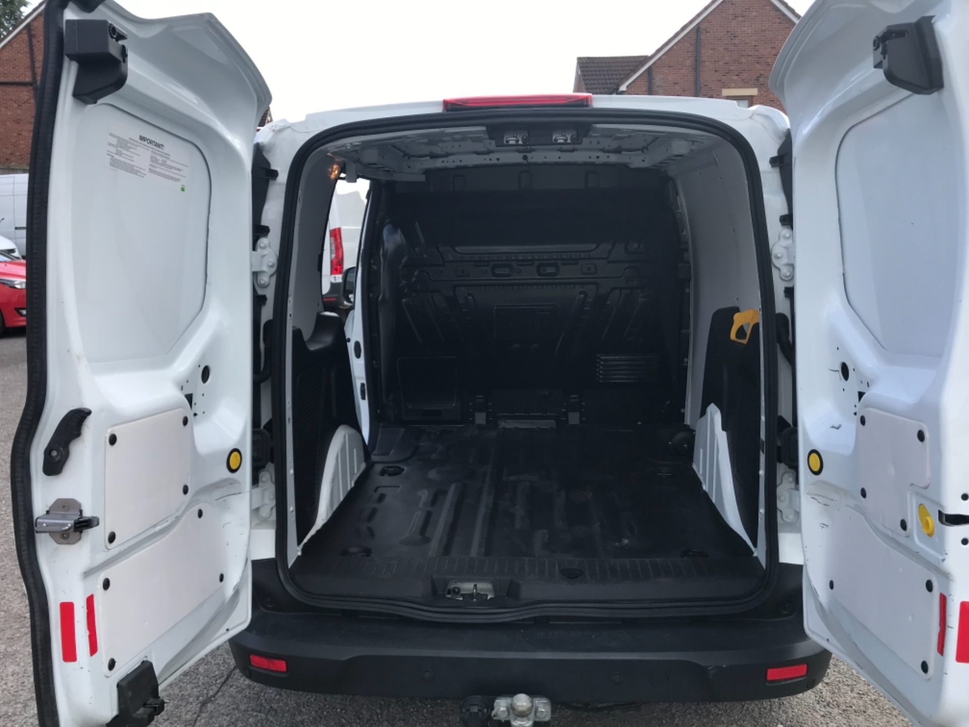2017 Ford Transit Connect L1 200 1.0  100Ps Trend Van PETROL EURO 5 (SJ17NCH) Image 12