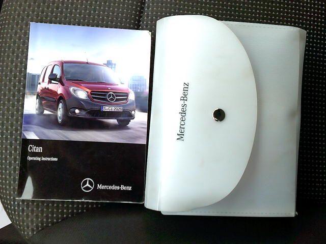 2017 Mercedes-Benz Citan Long Diesel 109Cdi Van (SJ17YUU) Image 22