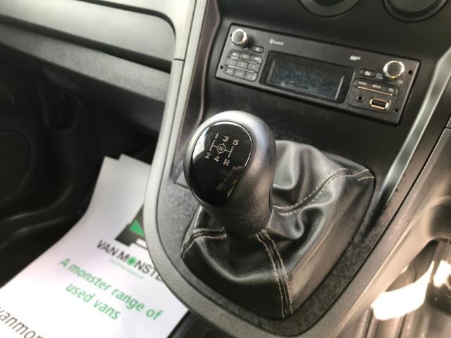 2017 Mercedes-Benz Citan 109CDI 90PS EURO 6 (SJ17YUX) Image 11