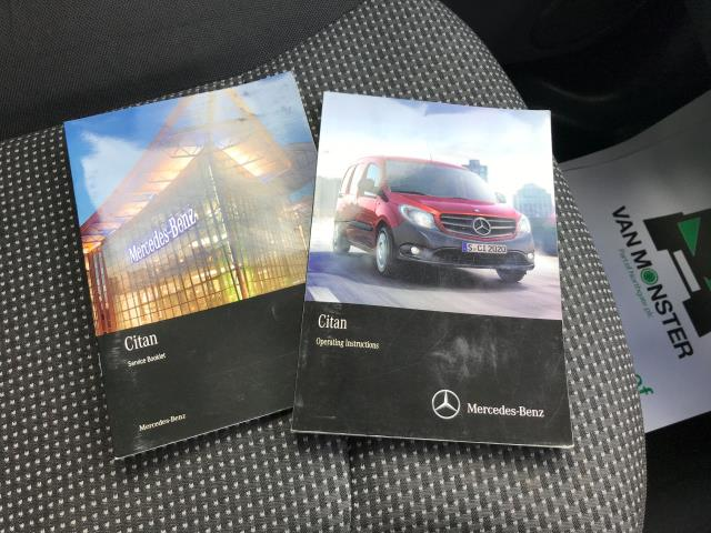 2017 Mercedes-Benz Citan 109CDI 90PS EURO 6 (SJ17YUX) Image 21