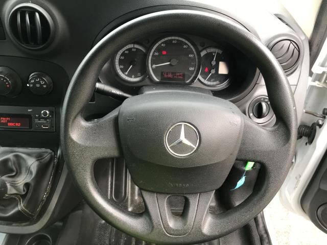 2017 Mercedes-Benz Citan 109CDI 90PS EURO 6 (SJ17YVA) Image 12