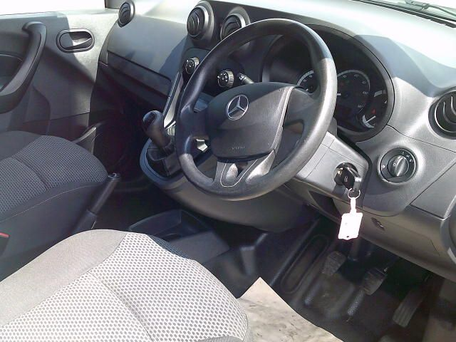 2017 Mercedes-Benz Citan 109Cdi Long Van (SJ17YVD) Image 8