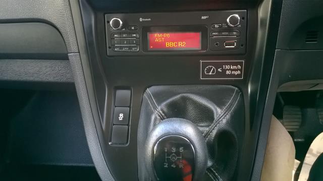 2015 Mercedes-Benz Citan LWB 109 CDI VAN EURO 5/6 (SJ65ZVK) Image 10