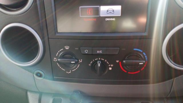 2017 Citroen Berlingo 1.6 Bluehdi 625Kg Enterprise 75Ps  (bench seat in rear added extra) (SJ67AEL) Image 14
