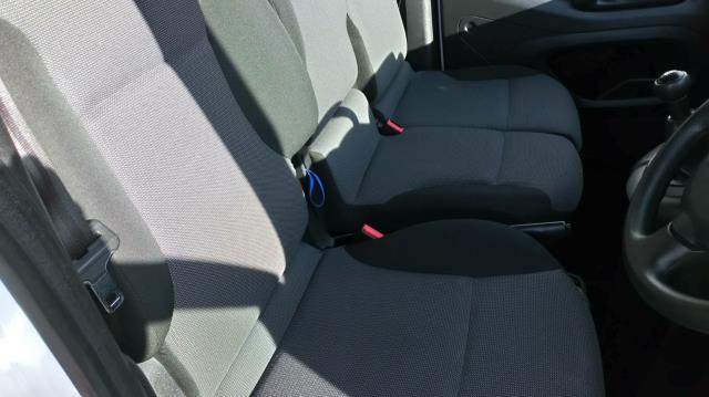 2017 Citroen Berlingo 1.6 Bluehdi 625Kg Enterprise 75Ps  (bench seat in rear added extra) (SJ67AEL) Image 11