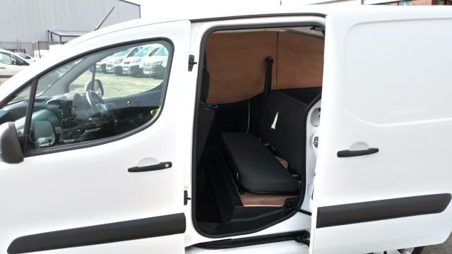 2017 Citroen Berlingo 1.6 Bluehdi 625Kg Enterprise 75Ps  (bench seat in rear added extra) (SJ67AEL) Image 8