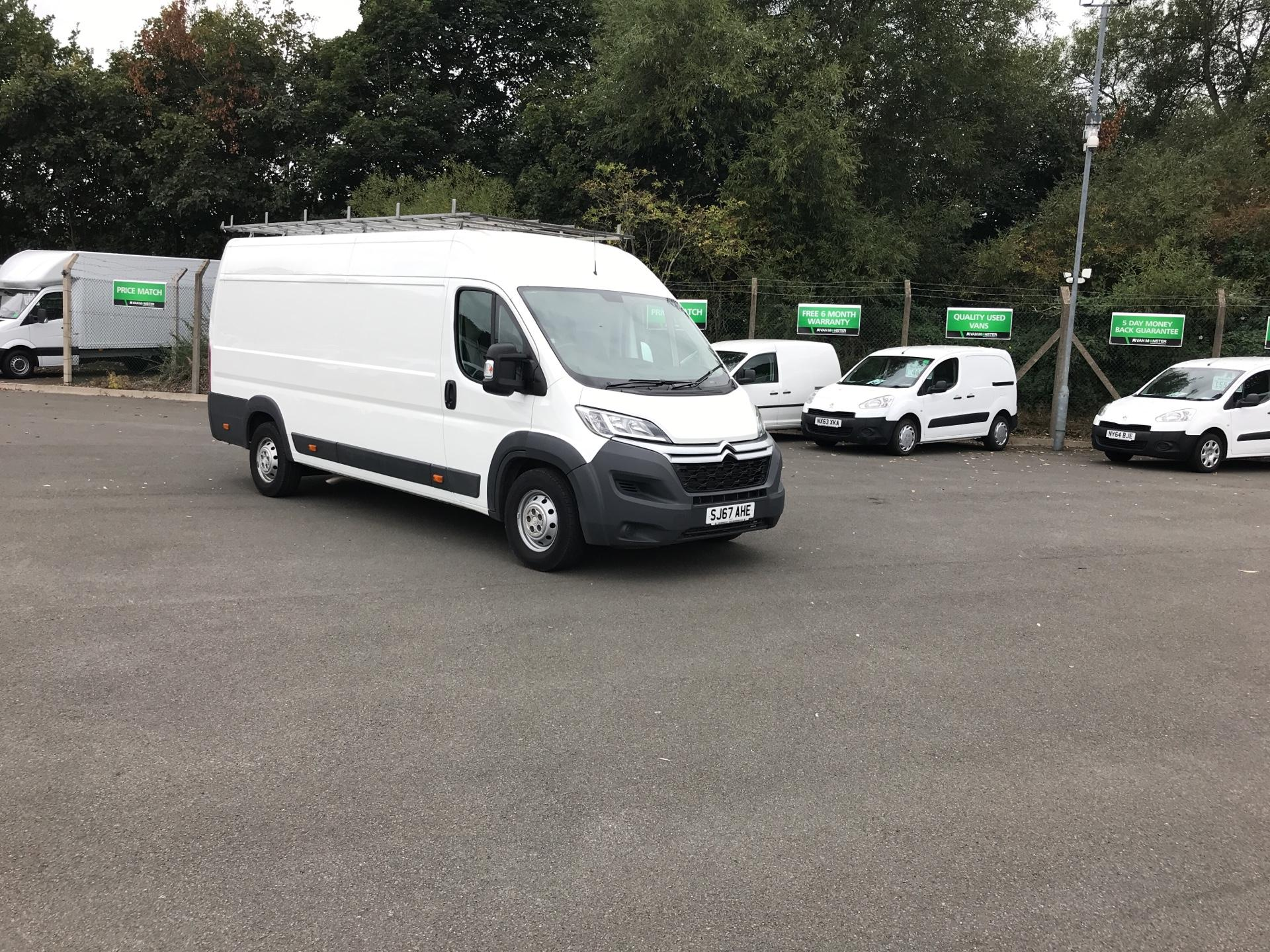 2017 Citroen Relay 2.0 35 HDI L4 H2 VAN 130PS ENTERPRISE (SJ67AHE)