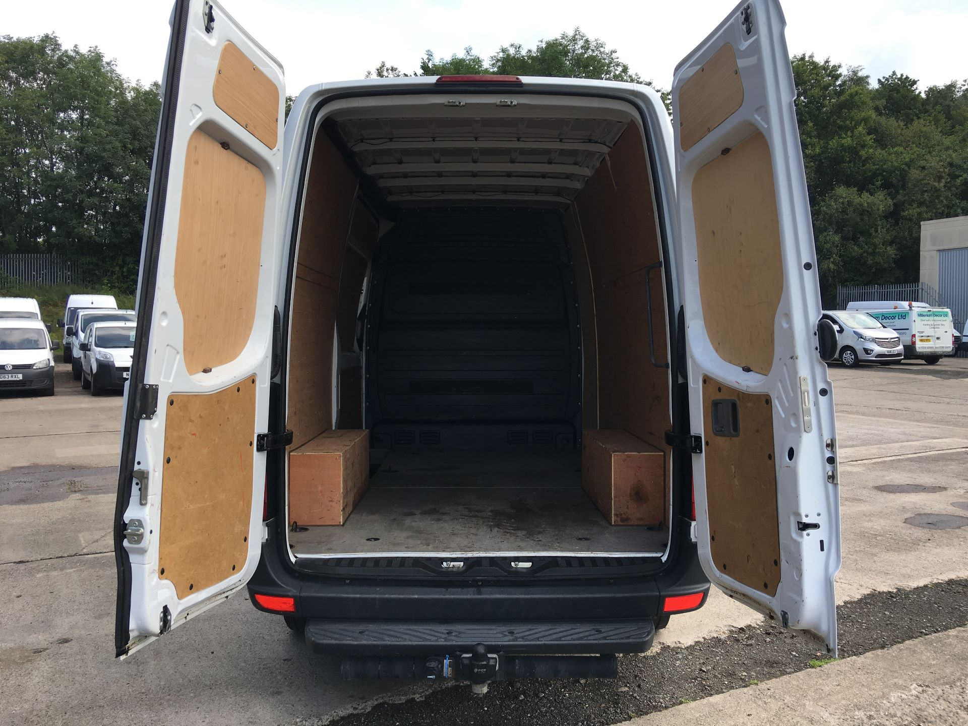 2017 Mercedes-Benz Sprinter 314 CDI MWB HIGH ROOF VAN EURO 6 (SJ67DFD) Image 18